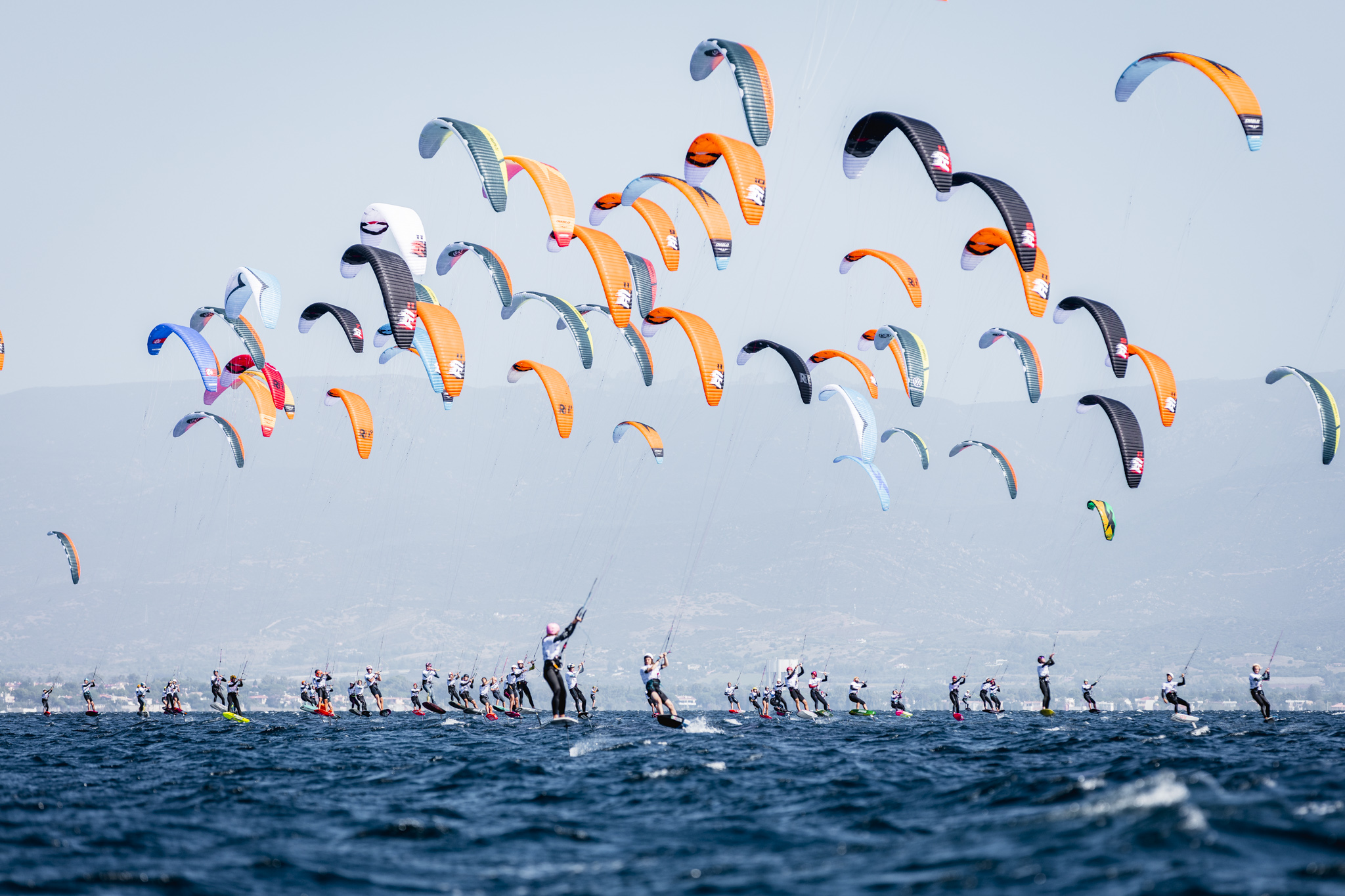 Sardinia Grand Slam: a start with French dominion